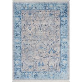 Kusový koberec Vintage Vin 702 Silver-Blue