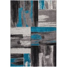Kusový koberec Swing Swi 100 Blue