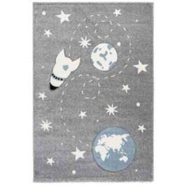 Kusový koberec Amigo Ami 330 Silver