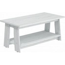 Konferenčný stolík Rack (craft biela)