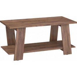 Konferenčný stolík Via 02 (craft tobaco)