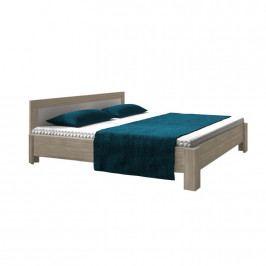 Manželská posteľ 160 cm Mediolan New