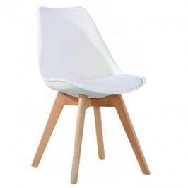 Jedálenská stolička Bali 2 (biela)