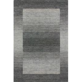 Ručne viazaný koberec Gabbeh 550 Silver (120 x 170 cm)