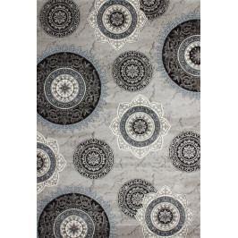 Kusový koberec Aura 770 Silver (150 x 80 cm)