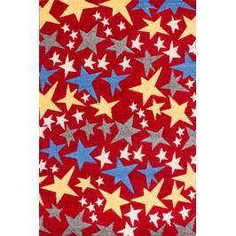 Detský koberec Amigo 308 Red (190 x 133 cm)