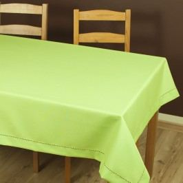 Obrus Anna zelený 40x140 cm Polyester