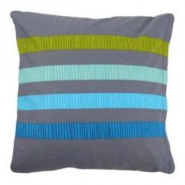 Obliečka na vankúšik Ella modrá 40x40 cm bavlna