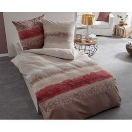 Flanelové obliečky Soul jednolôžko - štandard, prikrývka: 1ks 140x200 cm, vankúš: 1ks 90x70 cm Flanel