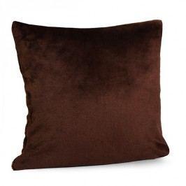 Obliečka na vankúšik Kašmír hnedá 40x40 cm Polyester