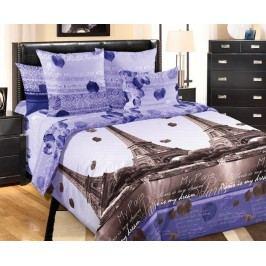 3D obliečky Paris dvojlôžko - standard, prikrývka: 1ks 220x200 cm, vankúš: 2ks 90x70 cm, gramáž: 115 g/m2 Perkál