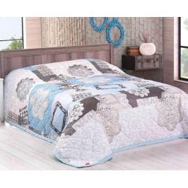 Prikrývka na posteľ Lace prikrývka: 220x240 cm bavlna