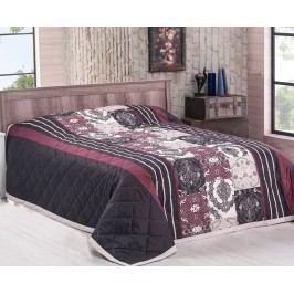 Prikrývka na posteľ Paolina prikrývka: 220x240 cm bavlna