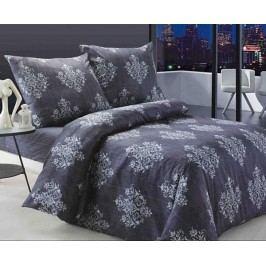 Luxusné obliečky Secesia jednolôžko - štandard, prikrývka: 1ks 140x200 cm, vankúš: 1ks 90x70 cm, gramáž: 120 g/m2 satén