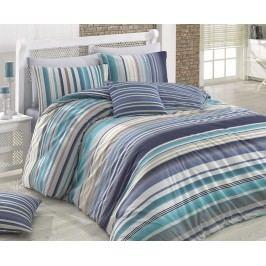 Obliečky Marino jednolôžko - štandard, prikrývka: 1ks 140x200 cm, vankúš: 1ks 90x70 cm, gramáž: 117 g/m2 bavlna