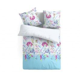 Obliečky April jednolôžko - štandard, prikrývka: 1ks 140x200 cm, vankúš: 1ks 90x70 cm, gramáž: 124 g/m2 bavlna