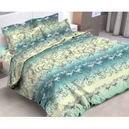 Obliečky Arabeska krémové jednolôžko - štandard, prikrývka: 1ks 140x200 cm, vankúš: 1ks 90x70 cm, gramáž: 120 g/m2 bavlna