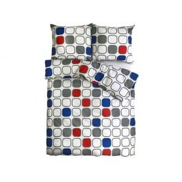 Obliečky Bonus 140x200 jednolôžko - štandard Bavlnený satén