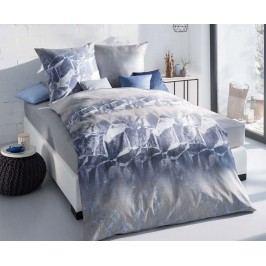 Obliečky Crushed jednolôžko - štandard, prikrývka: 1ks 140x200 cm, vankúš: 1ks 90x70 cm, gramáž: 120 g/m2 Bavlnený satén