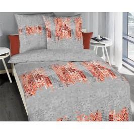 Obliečky Reflection jednolôžko - štandard, prikrývka: 1ks 140x200 cm, vankúš: 1ks 90x70 cm, gramáž: 120 g/m2 Bavlnený satén