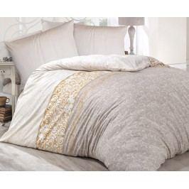 Obliečky Mirace dvojlôžko - standard, prikrývka: 1ks 220x200 cm, vankúš: 2ks 90x70 cm, gramáž: 125 g/m2 Bavlnený satén