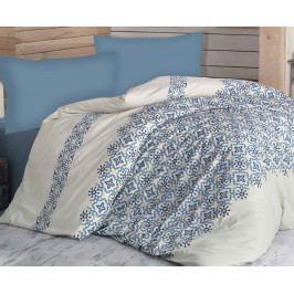 Obliečky Avonni 140x220 jednolôžko - predĺžená bavlna