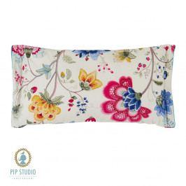 Obdĺžnikový vankúš Floral Fantasy ecru 35x60 cm farebná