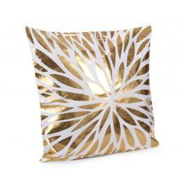 Obliečka na vankúšik Gold 45x45 cm Polyester