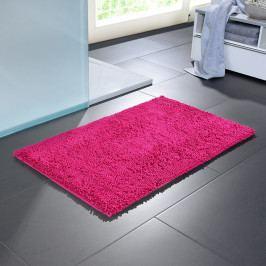 Kúpeľňová predložka Bologna ružová 60x100 cm ružová