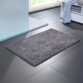 Kúpeľňová predložka Bologna sivá 60x100 cm šedá