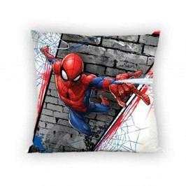 Obliečka na vankúšik Spider Man 40x40 cm farebná