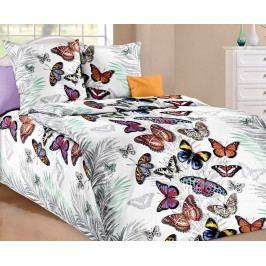 Obliečky Tineidae 140x200 jednolôžko - štandard bavlna
