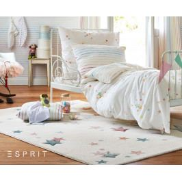 Obliečky Esprit Happy Stars 140x200 jednolôžko - štandard bavlna