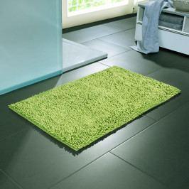 Kúpeľňová predložka Bologna zelená 60x100 cm zelená