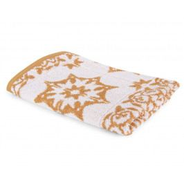 Kuchynský uterák Mozaika béžový 50x50 cm béžová