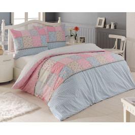 Obliečky Elegante ružové 220x200 dvojlôžko - standard bavlna