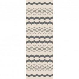 Hladko Tkaný koberec Edgar 1, 80/200cm