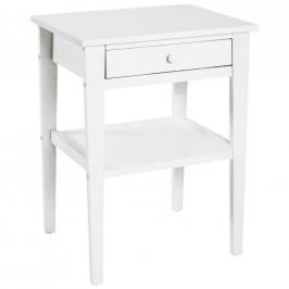 Nočný stolík Mara Biela