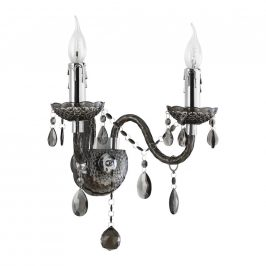 Nástenná Lampa Isabella 36/33cm, 2x40 Watt