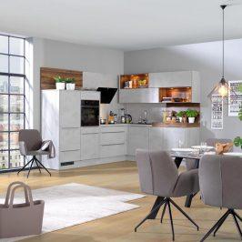 Rohová Kuchyňa Riga
