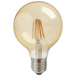 Dekoračná Žiarovka C80290mm, E27, 6 Watt
