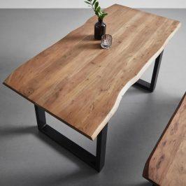 Jedálenský Stôl Z Masívu Malmo