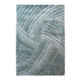 Zelený koberec Flair Rugs Furrow, 160 x 230 cm
