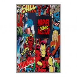 Detský protišmykový koberec Homefesto Superheros, 180 x 280 cm