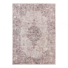 Tmavoružový koberec Elle Decor Pleasure Vertou, 120×170 cm
