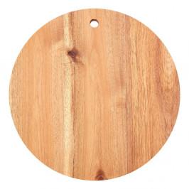 Doska z akáciového dreva Premier Housewares, ⌀ 30 cm