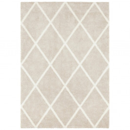 Béžovo-krémový koberec Elle Decor Maniac Lunel, 80 x 150 cm