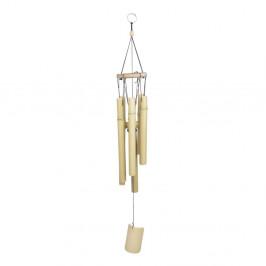 Bambusová závesná zvonkohra Esschert Design Bamboo