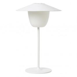Biela LED lampa Blomus Ani Lamp