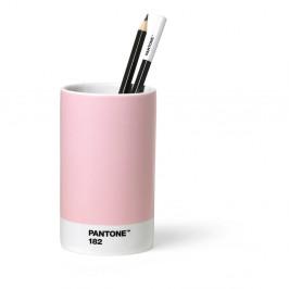 Ružový keramický stojan na ceruzky Pantone